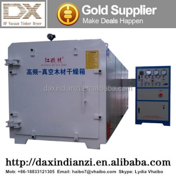 (GZ-3.0-12.0III-DX) Vietnam high frequency 2014 professional Wood vacuum dryer machine