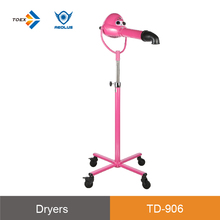 TD-906 Free Standing Hair Finish Automatic Speed-adjusting Height Adjustable Stand Space-saving Pet Blow Dryer For Dog