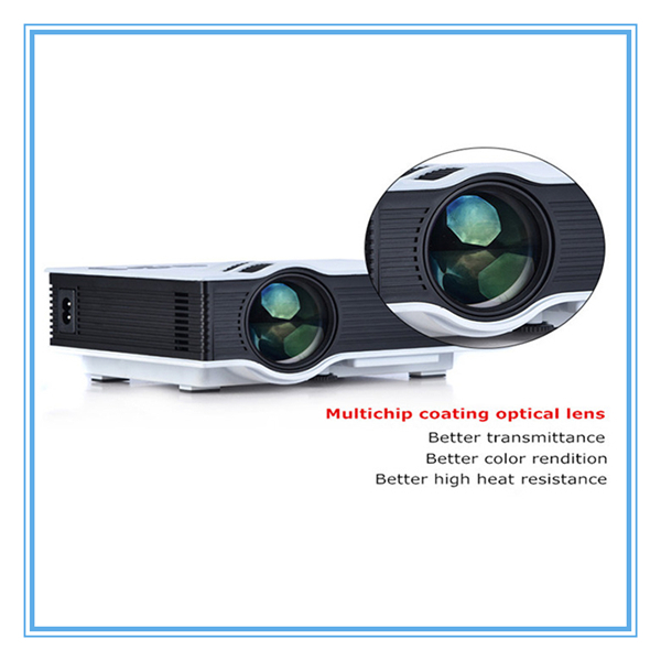 New 1920 x 1080 small full hd lowest price mini led for Smallest full hd projector