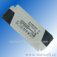 2013 newest high power factor 700MA 15W constant current led driver external driver led 15w