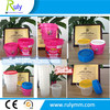 Bucket Type and Plastic Material plastic bucket with cover