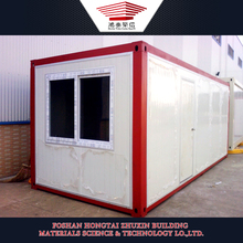 Assemble Living Portable Container House Cabin for Supervisor