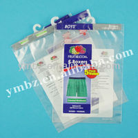 plastic hanger clothes packaging