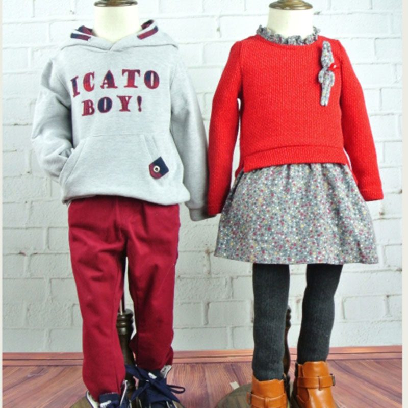 Direct from manufacturer kids clothing custom design