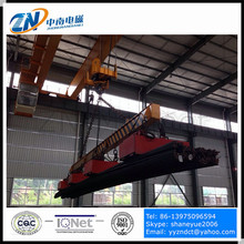 High Temperature Type lifting electromagnet for Bundled Rebar and Profiled Steel MW18-14080L/2
