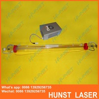 A Pair Lazer Tube 80W CO2 Tube and 1pcs 80W Laser Power Supply