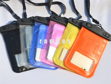 Waterproof Case Durable Dirt Shockproof Diving Underwater Protective Cover with Arm Band Neck Strap for iPhone 3GS 4S 5S 5C 6S 4