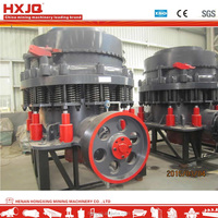 2015 hot sale 1300 Compound Symons cone crusher River pebble crusher hard stone cone crusher
