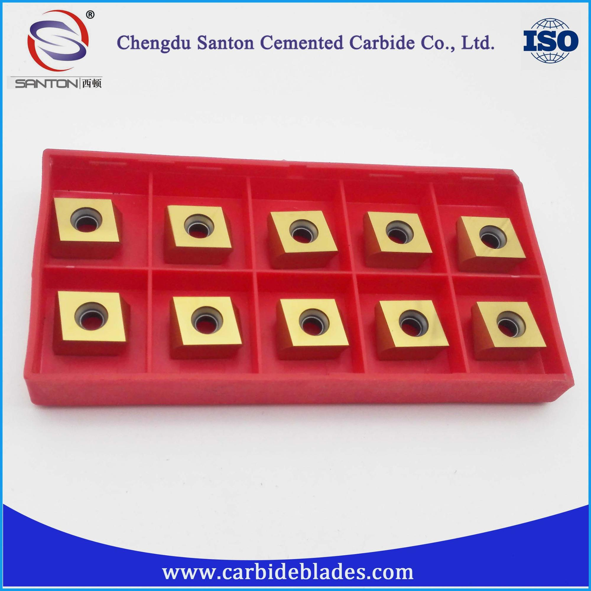 carbide crankshaft turning tool inserts