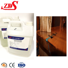 Clear Water Liquid Epoxy Resin Ab Glue For Wooden Table
