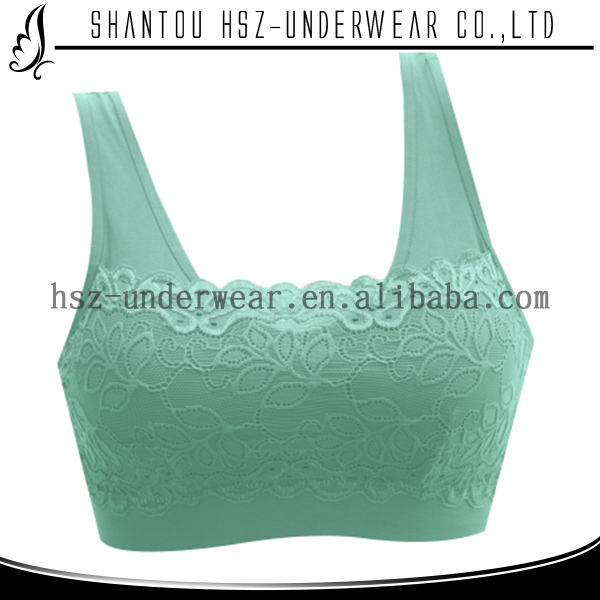 New design fashion high elastic seamless tamil girls in bra yoga sports girl tube sexy bra brassiere sex bra B9986