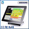 15 inch all in one touch screen PC/ POS cashier /cash payment machine