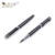 2018 New Trendy Products Promotional Customized Slogan Metal Clip Gel Ink Pen