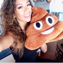 Cute Funny Emoji Poo Pillow Cushion Sofa Home Decoration Toy
