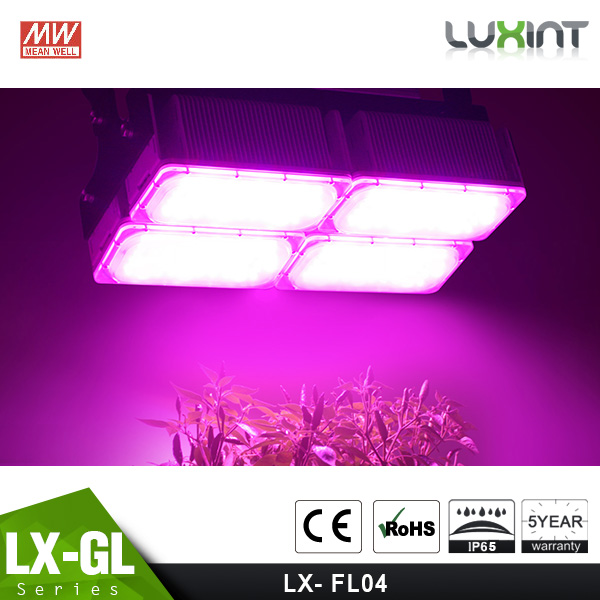 ETL listed New Module Design 400 watt 1000 Watt Greenhouse Hydroponic Used Full Spectrum 4 Led Grow Lights