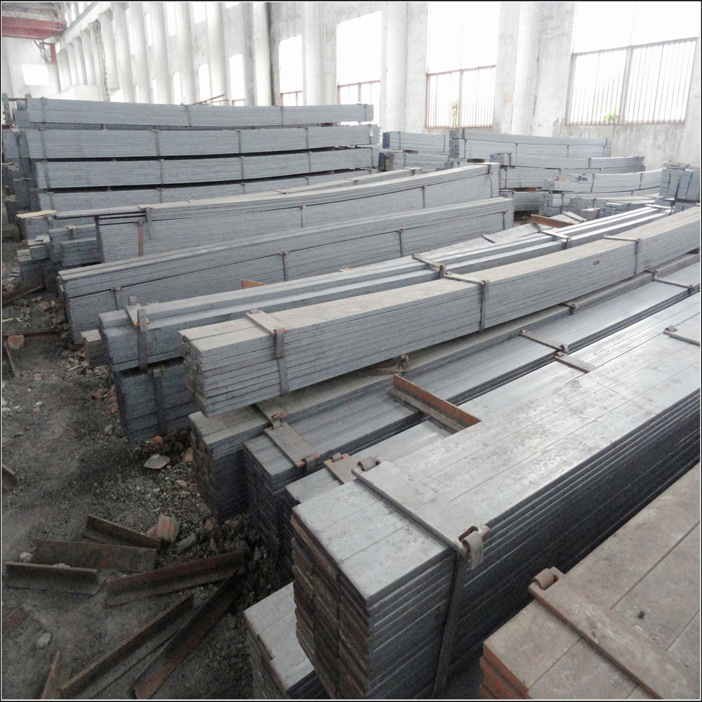 hot rolled flat steel bar with grade S355JR S275JR steel flat bar round edge