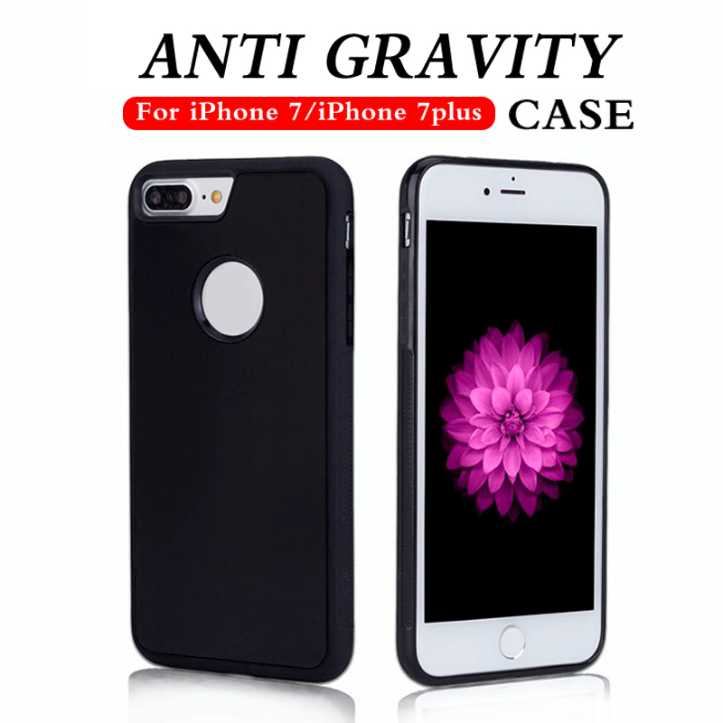New Arrival Absorb Mobile Phone Anti Gravity Case for Apple iPhone 5s 6 6s 6plus 7 plus
