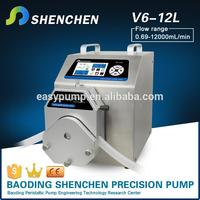 easy operation,peristaltic concrete pump for beer brewing