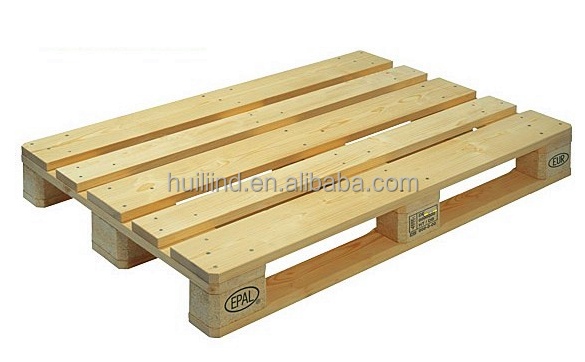 EURO wooden pallet with high capacity low price