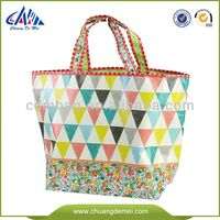 Contemporary Designs Recycle Woven Plastic Beach Bag