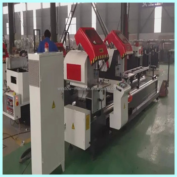 Aluminum window CNC precision Cutting machine