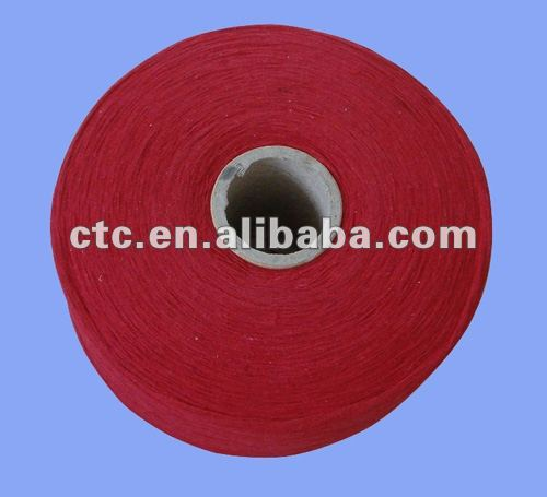 eco friendly cotton dyed yarn