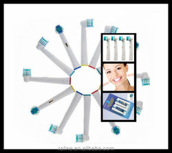 2400pcs/lot Alibaba Electric Toothbrush Heads Soft Toothbrush Fit for EB17-4
