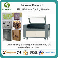 manufacturing 60w Small Co2 Laser Cutting Machine 1200*900mm,600*900mm,1300*2500mm,300*200mm companies looking for distributor