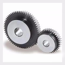 MMS Professional custom steel large gear, metal gear wheel, double diameter small spur gear