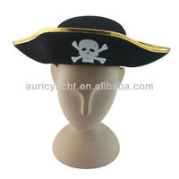 best selling foam party hat for pirate