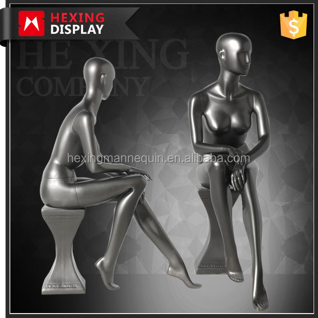 2016 Hot Sale Sitting Female Model
