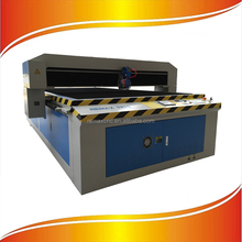 Jinan manufacturers for metal and nonmetal mixed cutter laser cutting machine with RECI laser tube