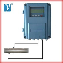 manufacturer of fixed installation clamp on ultrasonic flow meter