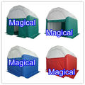 customized commercial airtight PVC inflatable tunnel tent