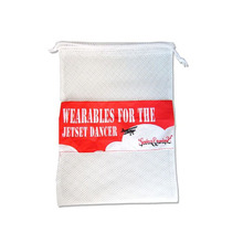 Promotional Meah Drawstring Washing Bags with logos