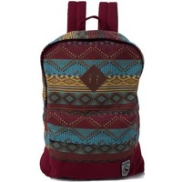 Promotion fashion custom girls canvas backpack