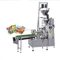 Food grade automatic pouch packing machine for masala powder