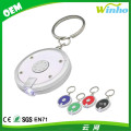 Winho circle flashlight keychains extralarge