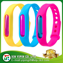 Natural Mosquito Repellent Bracelets Anti-mosquito Silicone Waterproof Sport Wristband Natural Plant Essentia Oils Safe for kids