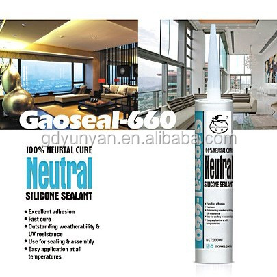 600 NETURAL SILICONE SEALANT