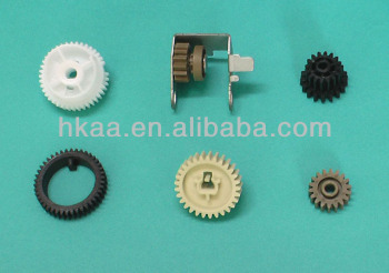 China metal and plastic fabrication service printer accessories printer gear