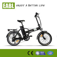 Classical folding electric bike, 36v 250w foldable e bicycle for sale