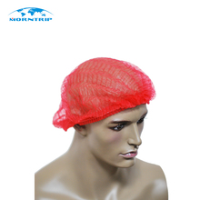 Lightweight Disposable Mesh Breathable Industrial Long Hair Net