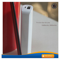 AWC092 1000ma universal slim external portable cell phone charger portable battery charger for samsung galaxy s3
