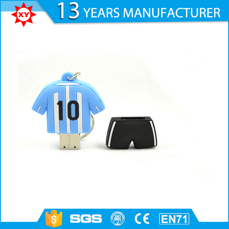 new Football clothes 2.0 64g USB drive