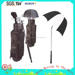 Custom golf bag umbrella manufacturer china