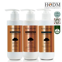 Private Label Argan Oil Hair Shampoo and Conditioner Wholesale