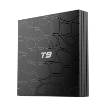 T9 4GB 64GB Android 8.1 TV Box with Arabic French Portuguese Polish German Italy Spain Belgium Sweden UK US CA IPTV Subscription