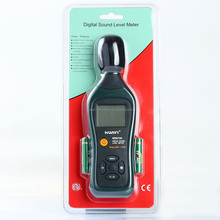50 dB Sound pressure frequency response Mini Digital Sound Level Meter