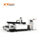 Industry widely used cheap cnc 1kw laser cutting machine for 1-30mm Metal Aluminum Copper
